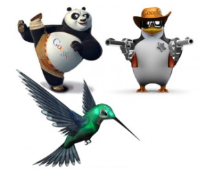 google-panda-penguin-hummingbird