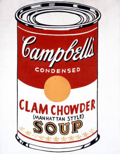 warhol_cambells_soup_can_clam_chowder